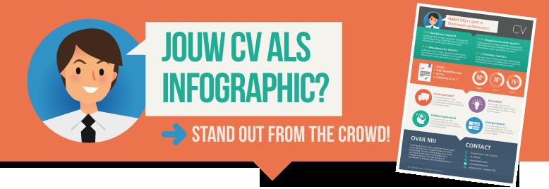 Jouw CV als infographic!