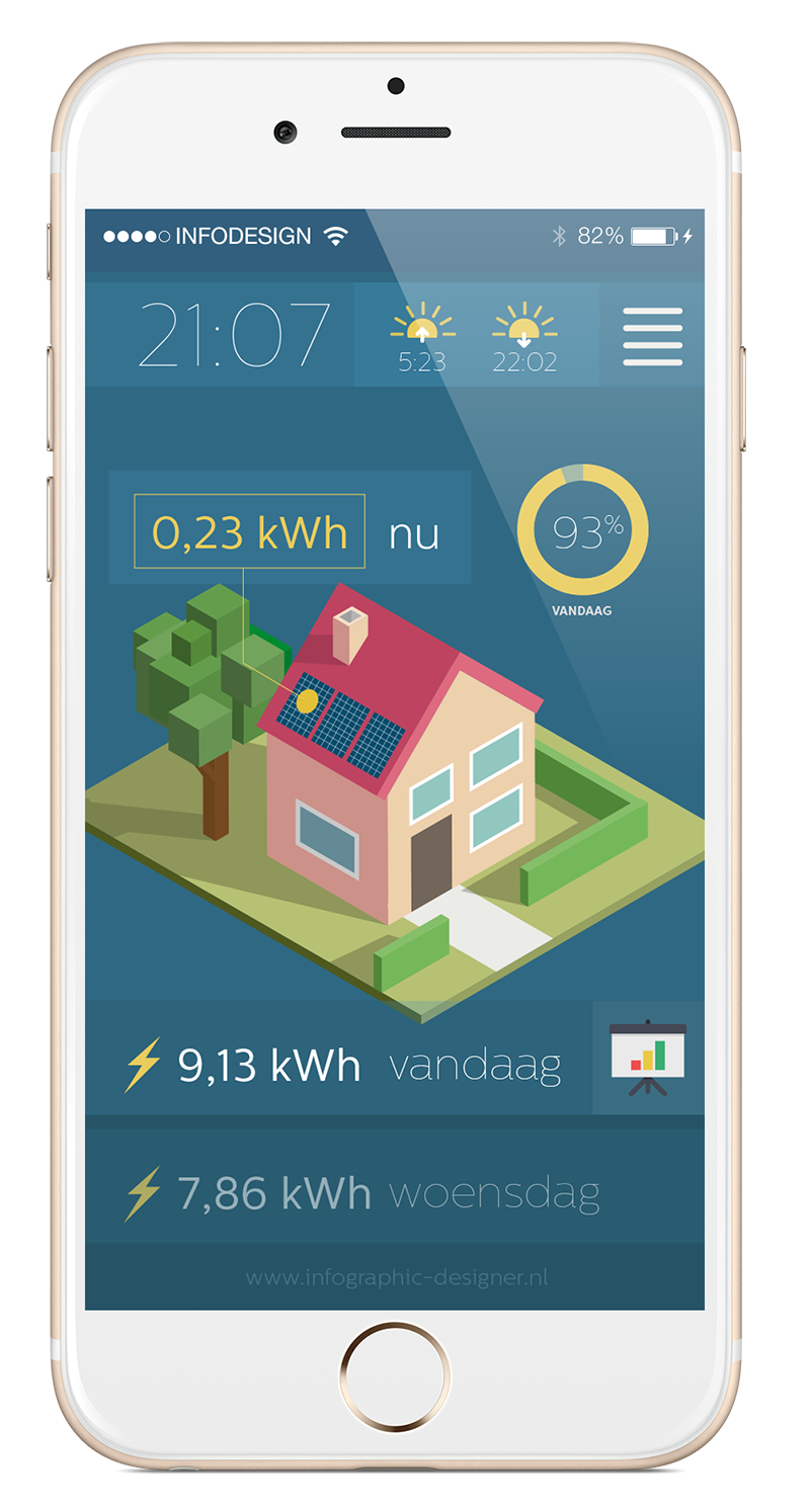 Solar-power-App-nacht-infographic-designer-3